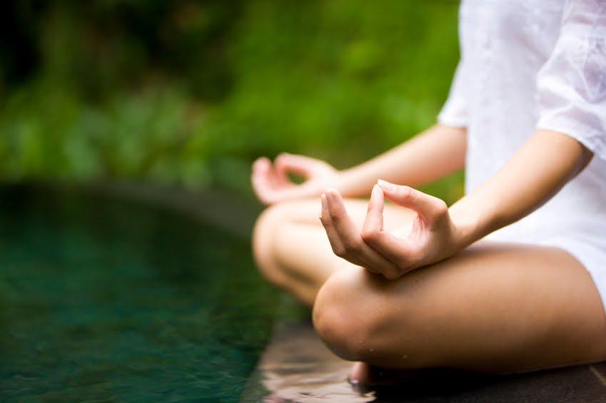 Meditation contre le stress