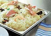 Choucroute de la mer sans gluten