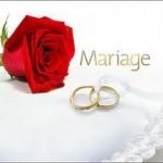 Le mariage aide à guerir du cancer