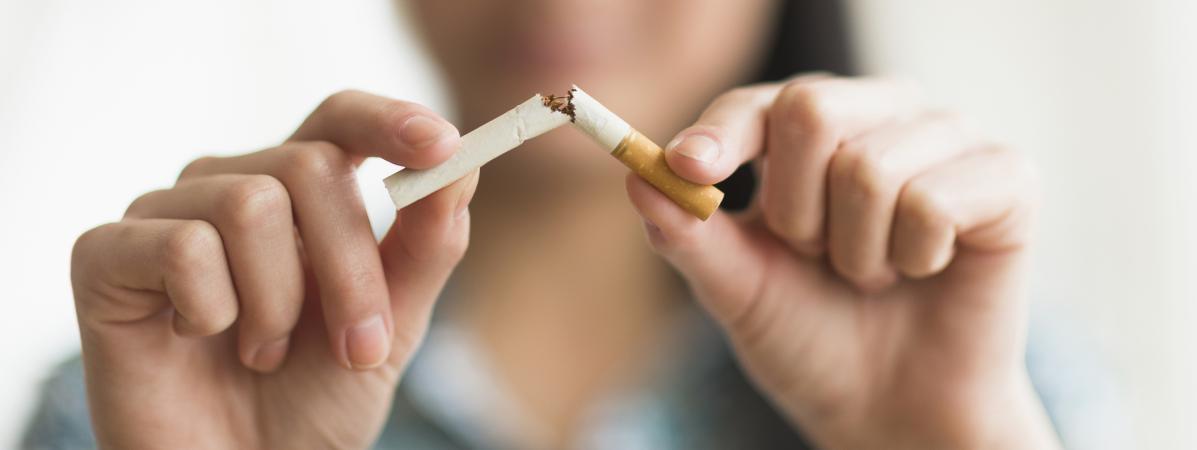 Novembre Mois sans tabac