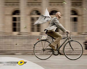 Faire du vélo en ville les études